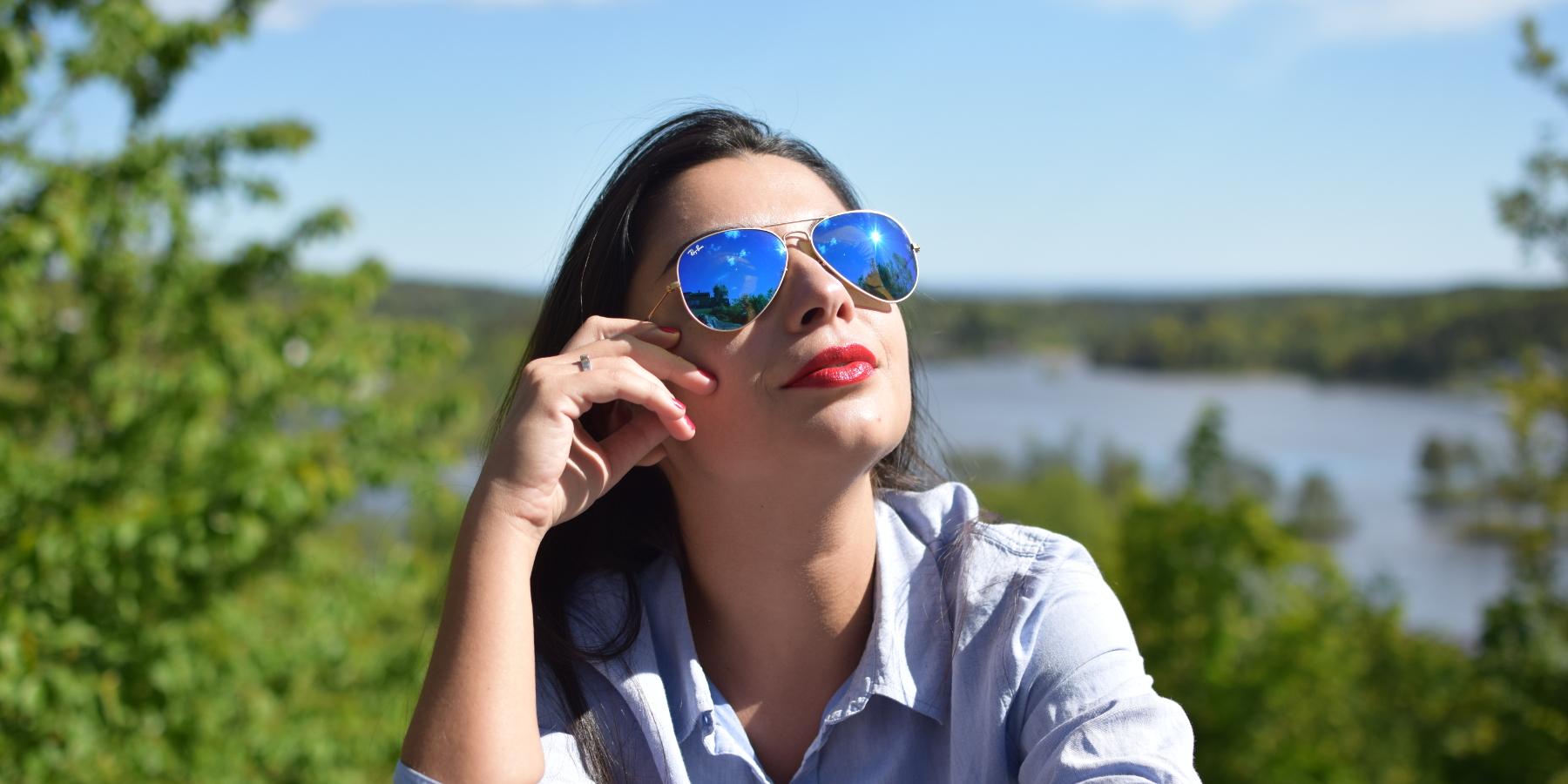 Alltid godt utvalg av briller og solbriller!